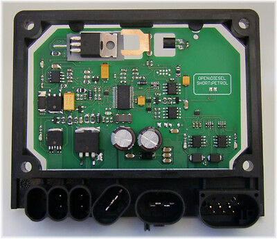 Aftermarket controller for Webasto Thermo Top UNIVERSAL- DIESEL