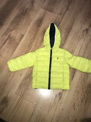 Joules Boys Jacket Age 18-24 Months