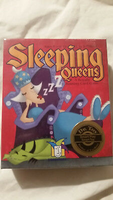 Gamewright Sleeping Queens A royal rousing card game!