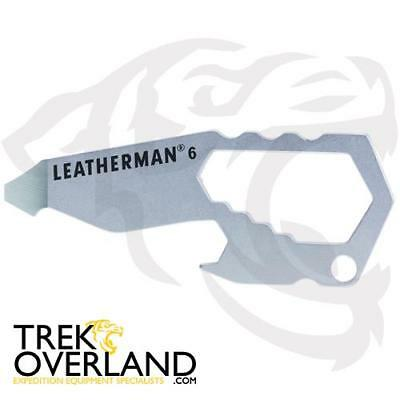 #6 By The Numbers Pocket Tool 4 in 1 Multitool - Leatherman - LTN6