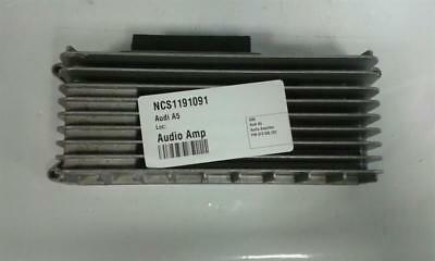AMPLIFIER Audi A5 07-11 Stereo Radio Amp & WARRANTY - NCS1191091