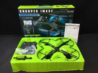 Sharper Image Rechargeable Dx 4 Hd Video Streaming Edition Drone