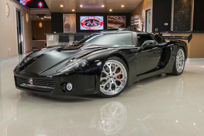 2010 Replica/Kit Makes  uper Car GTM! LS6 5.7L V8 Engine (550HP), Getrag G50 Manual, A/C, PDB, PS!