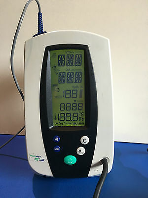 Welch Allyn 420 Series Spot Check Monitor with print capability sp02 BP temp