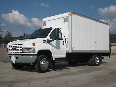 2008 GMC Other Topkick C4500 17' Box Truck Turbo Diesel 2008 GMC Topkick C4500 17' Cargo Van
