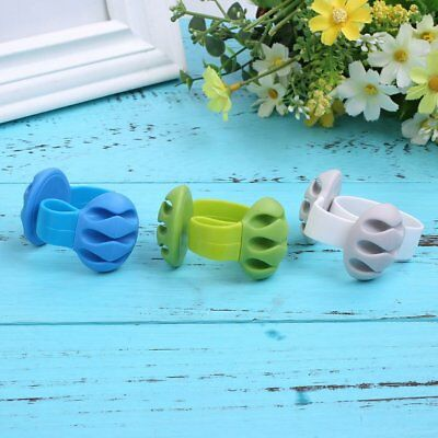 Desktop Thread Winding Cable Clamp Line Cards Fixed Clamp Fixing Cable Clip