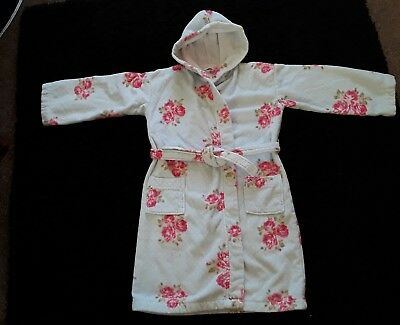 the little white company dressing gown girls 7 to 8