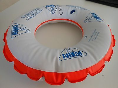 ELC - Orange and White Swimming Ring