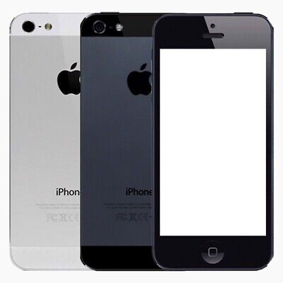 Apple iPhone 5 - 16GB 32GB 64GB - Unlocked - All Networks - Various Colours