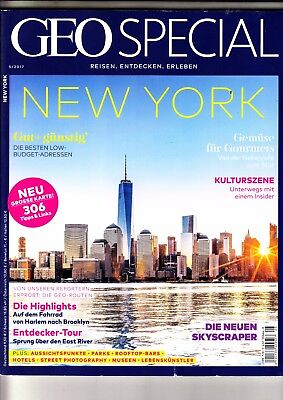 GEO Special Nr.5/2017 NEW YORK