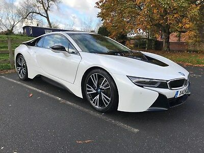 BMW i8 2015, 4 x 4, Only 6,700 Miles, Handling Pack