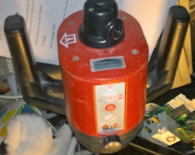 hilti rotating laser pr15 with pa310  builders tool  in case