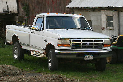 1997 Ford F-250  1997 Ford F250 4x4