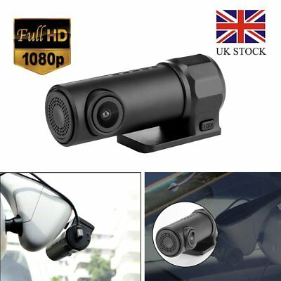 Hot 1080P Wifi Car Hidden DVR Camera Video Dash Cam Recorder For Android/iPhone