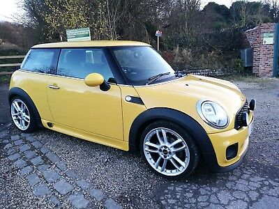 Mini One 1.4 Works Cooper Styling 56000 Miles Bright Yellow