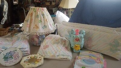 Vintage Care Bears Nursery Lot