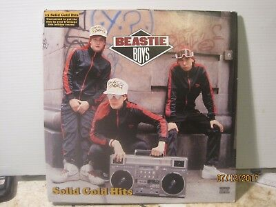 THE BEASTIE BOYS solid gold hits 2LP set freeUK post