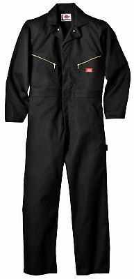 DICKIES Deluxe Blended Long Sleeve Coveralls, Mens Size M Regular, NEW W/O TAG