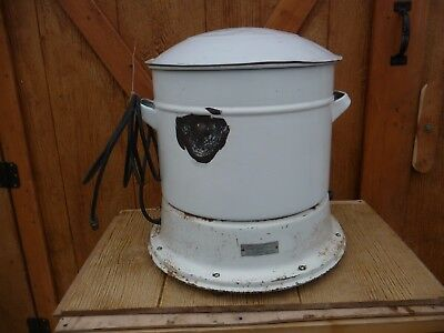 Antique EASY WASHING MACHINE CO Portable or Table Top Electric Washing Machine
