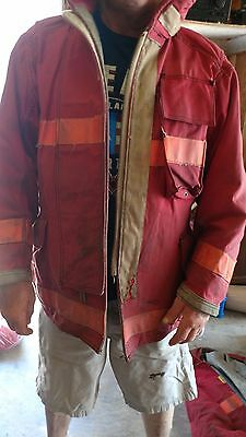 Used Firefighter Turnout/Bunker Gear - Coats Good Used Condition