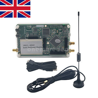 1MHz-6GHz HackRF One SDR Platform Software Defined Radio Development Board UK