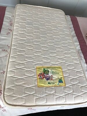 Kangaroo Bedding Innerspring Cot Mattress - Deluxe