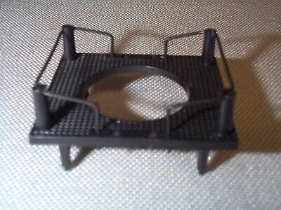 Lionel American Flyer XA12B896 Black Tank Car Platform with Black Railing NOS!