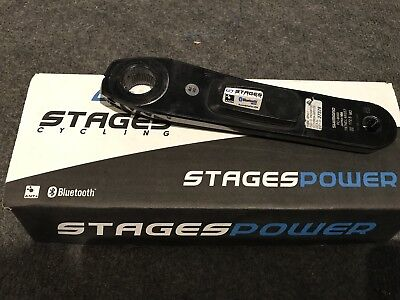 Stages Dura-Ace 9000 172.5mm Power Meter