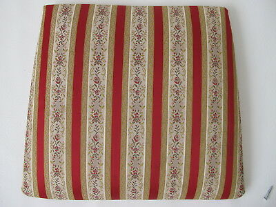 Regency Stripe Style Chair Seat Base - Seat Base Only Not Complete Chair