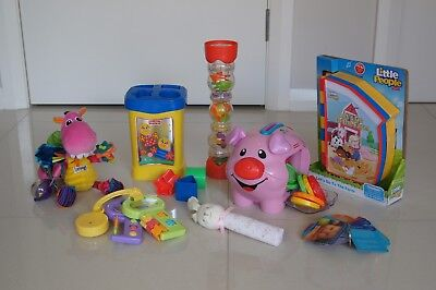 Assorted kids toys (0-18 months) – Bundle 3