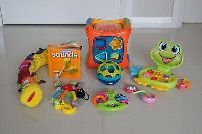 Assorted kids toys (0-18 months) – Bundle 4