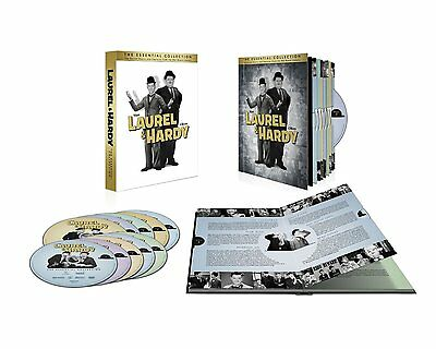 Laurel & Hardy Complete DVD Set The Essential Collection Series ALL TV Show And
