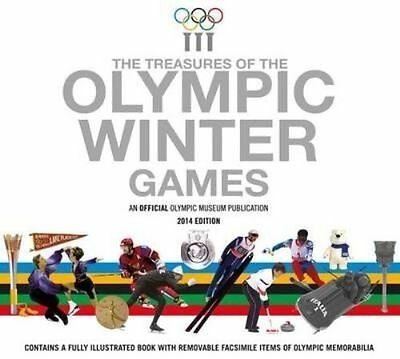 The Treasures of the Olympic Winter Games, Olympic Museum Foundation, New Book