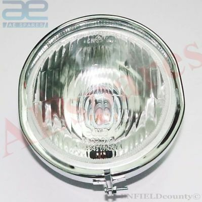 Vespa Head Light Lamp Unit With Holder Super 125 Gt Gtr Primavera Et3  @de