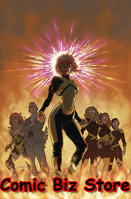 Jean Grey #10 (2017) 1St Printng Bagged & Boarded Marvel Legacy Tie-In