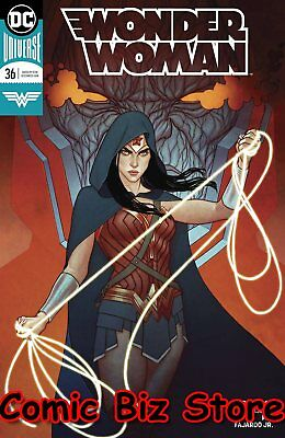 Wonder Woman #36 (2017) 1St Printing Variant Cover Dc Universe Rebirth