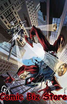Ben Reilly Scarlet Spider #11 (2017) 1St Printing Bagged & Boarded Legacy Tie-In