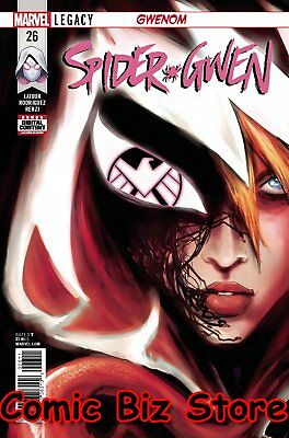 Spider-Gwen #26 (2017) 1St Printing Bagged & Boarded Marvel Legacy Tie-In