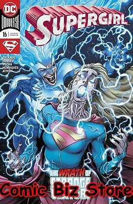 Supergirl #16 (2017) 1St Printing Bagged & Boarded Dc Universe Rebirth