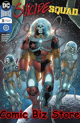 Suicide Squad #31 (2017) 1St Printing Dc Universe Rebirth Bagged & Boarded