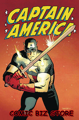 Captain America #696 (2017) 1St Printing Bagged & Boarded Marvel Legacy Tie-In
