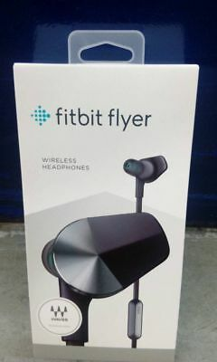 Fitbit Flyer Wireless Headphones Nightfall Blue NEW SEALED , Warranty UK STOCK