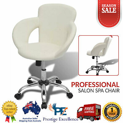 Hairdressing Salon Chair Barber Spa Beauty Swivel Hydraulic Lift Adjustable Seat