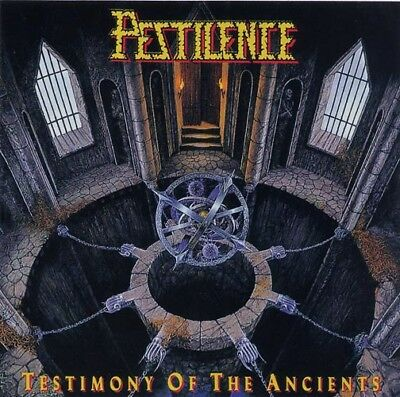 PESTILENCE - testimony of the anicents LP