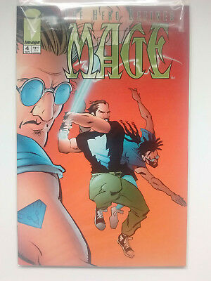 MAGE: THE HERO DEFINED #4 (Image Comics, 1997)