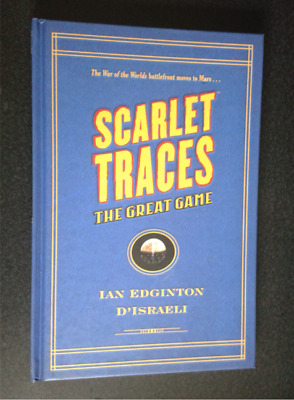 Scarlet Traces 2: The Great Game