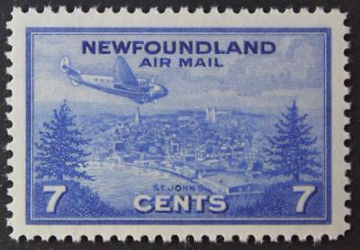 Newfoundland #C19, MNH OG, VF, 1943 Air Mail Issue