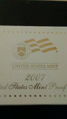 2007 US Proof set, FIRST 4 Presidential Dollars!!!!
