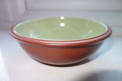 Denby Juice Apple Green - Soup/Cereal Bowl - New and Unused