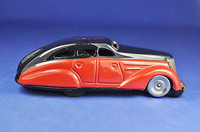 SCHUCO Patent 1010 Wendeauto / Win-Up Car, 1949-53, Made in U.S. Zone Germany